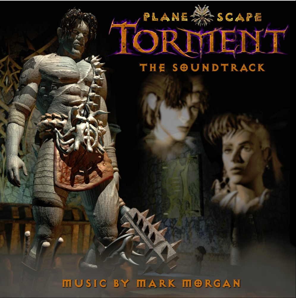 Planescape Torment the Soundtrack 异域镇魂曲原声集