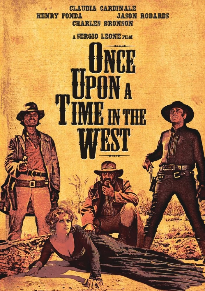 Once Upon a Time in the West 西部往事