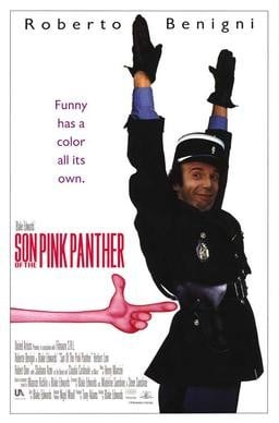 Son of the Pink Panther 顽皮警察