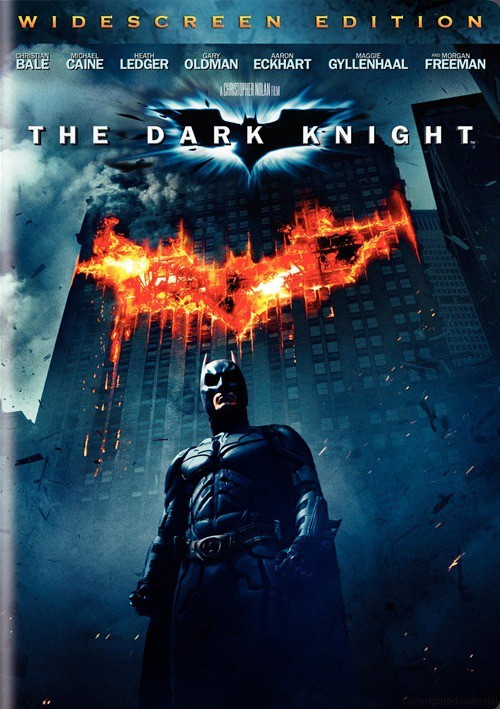 The Dark Knight 蝙蝠侠:黑暗骑士