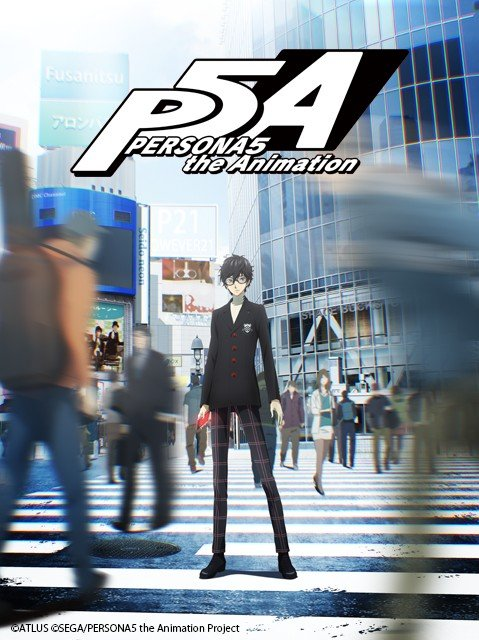 PERSONA5 the Animation 女神异闻录5
