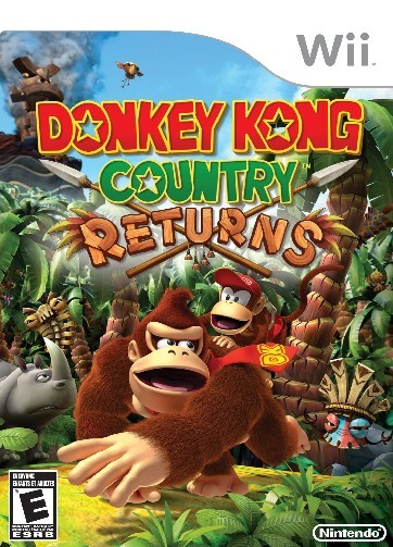 Donkey Kong Country Returns 大金刚国度:回归
