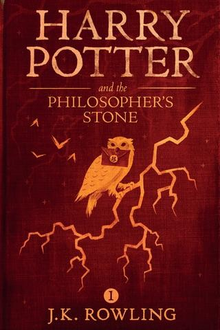 Harry Potter and the Philosopher's Stone (Book 1) 哈利·波特与魔法石
