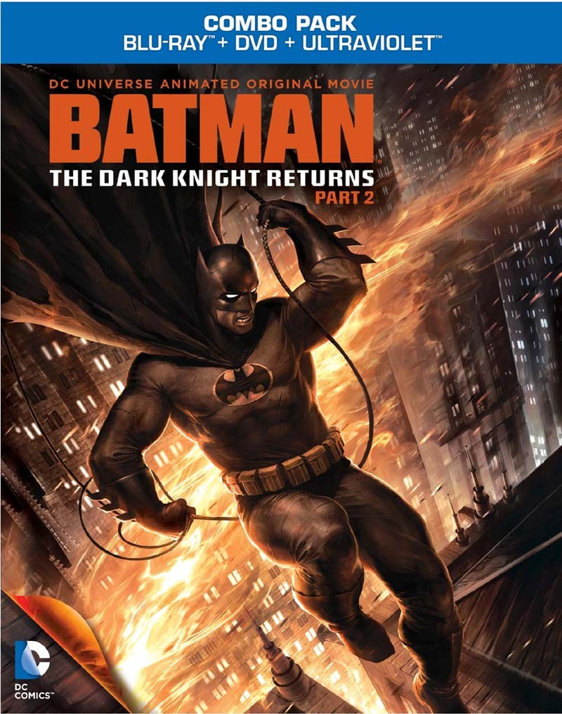 Batman: The Dark Knight Returns, Part 2 蝙蝠侠:黑暗骑士归来(下)