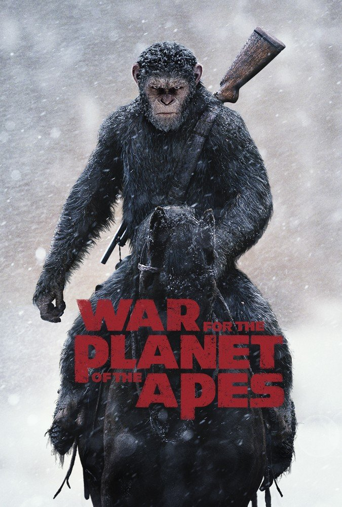 War for the Planet of the Apes 猩球崛起3:终极之战