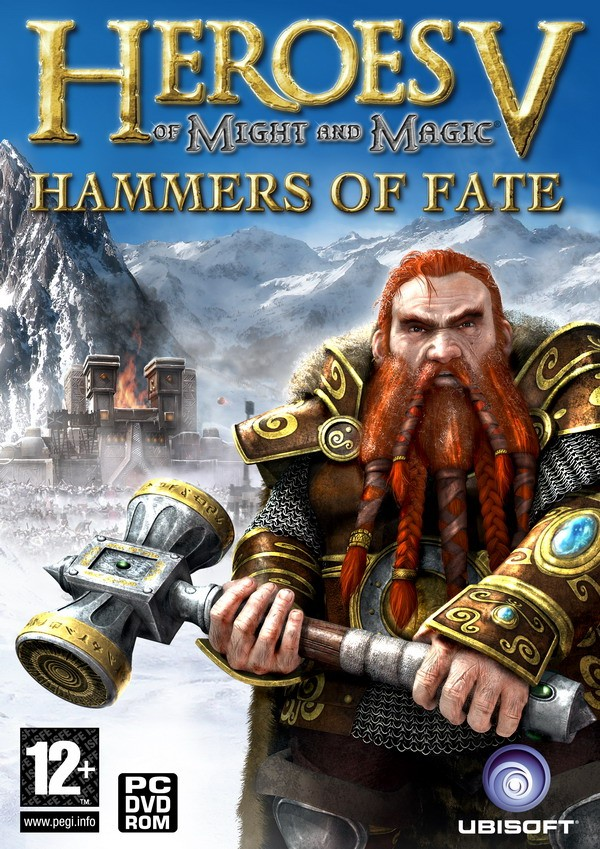 Heroes of Might and Magic V: Hammers of Fate 英雄无敌V:命运之锤