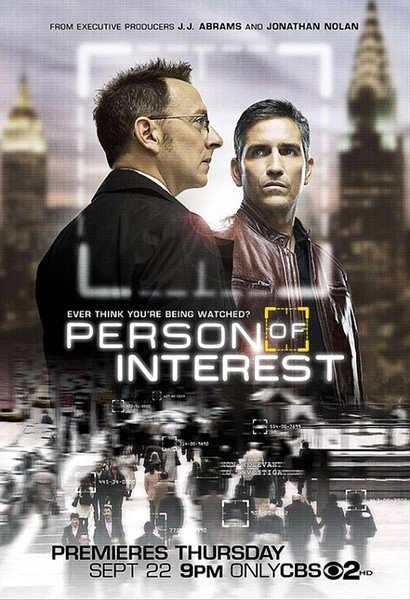 Person of Interest (Season 1) 疑犯追踪 第一季