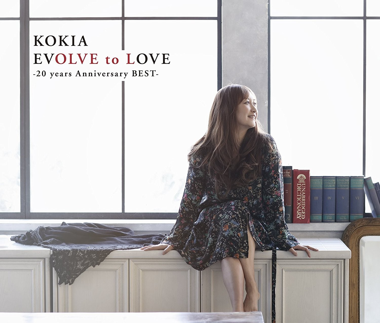 EVOLVE to LOVE -20 years Anniversary BEST-