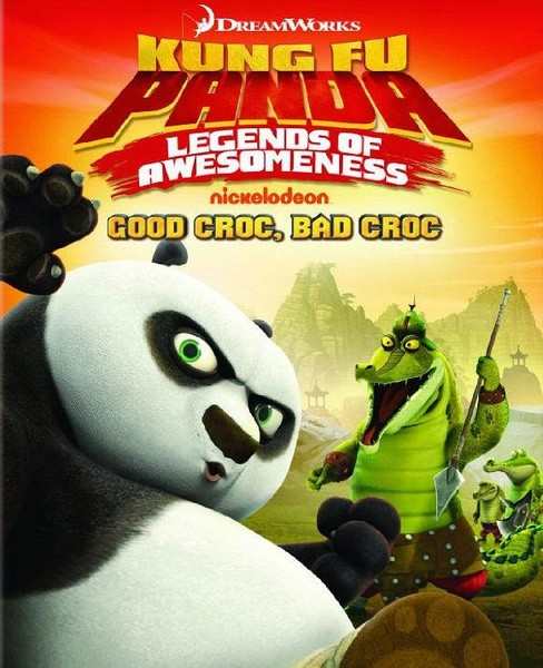 Kung Fu Panda: Legends of Awesomeness Season 3 功夫熊猫:非凡传奇 第三季