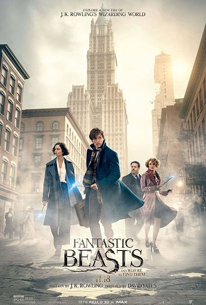 Fantastic Beasts and Where to Find Them 神奇动物在哪里