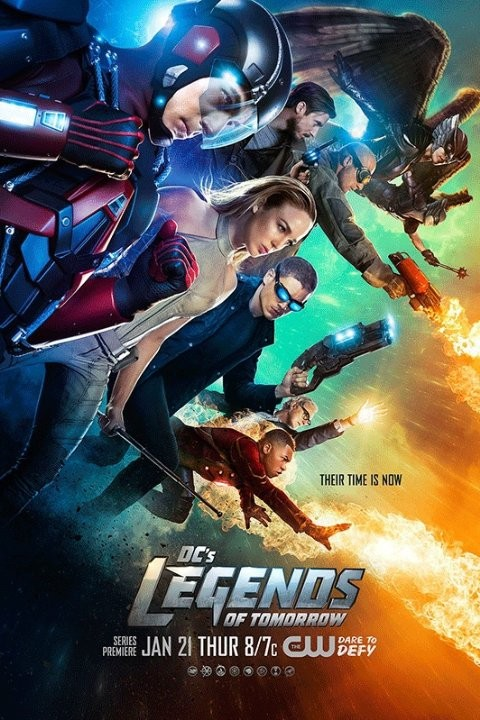 DC's Legends of Tomorrow (Season 1) 明日传奇 第一季