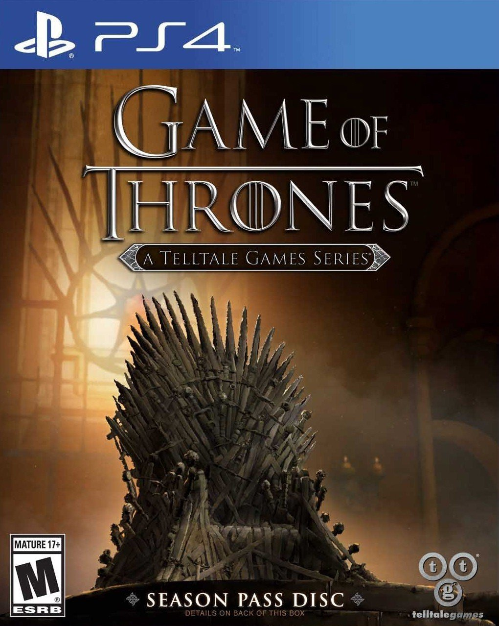 Game of Thrones - A Telltale Games Series - 权力的游戏
