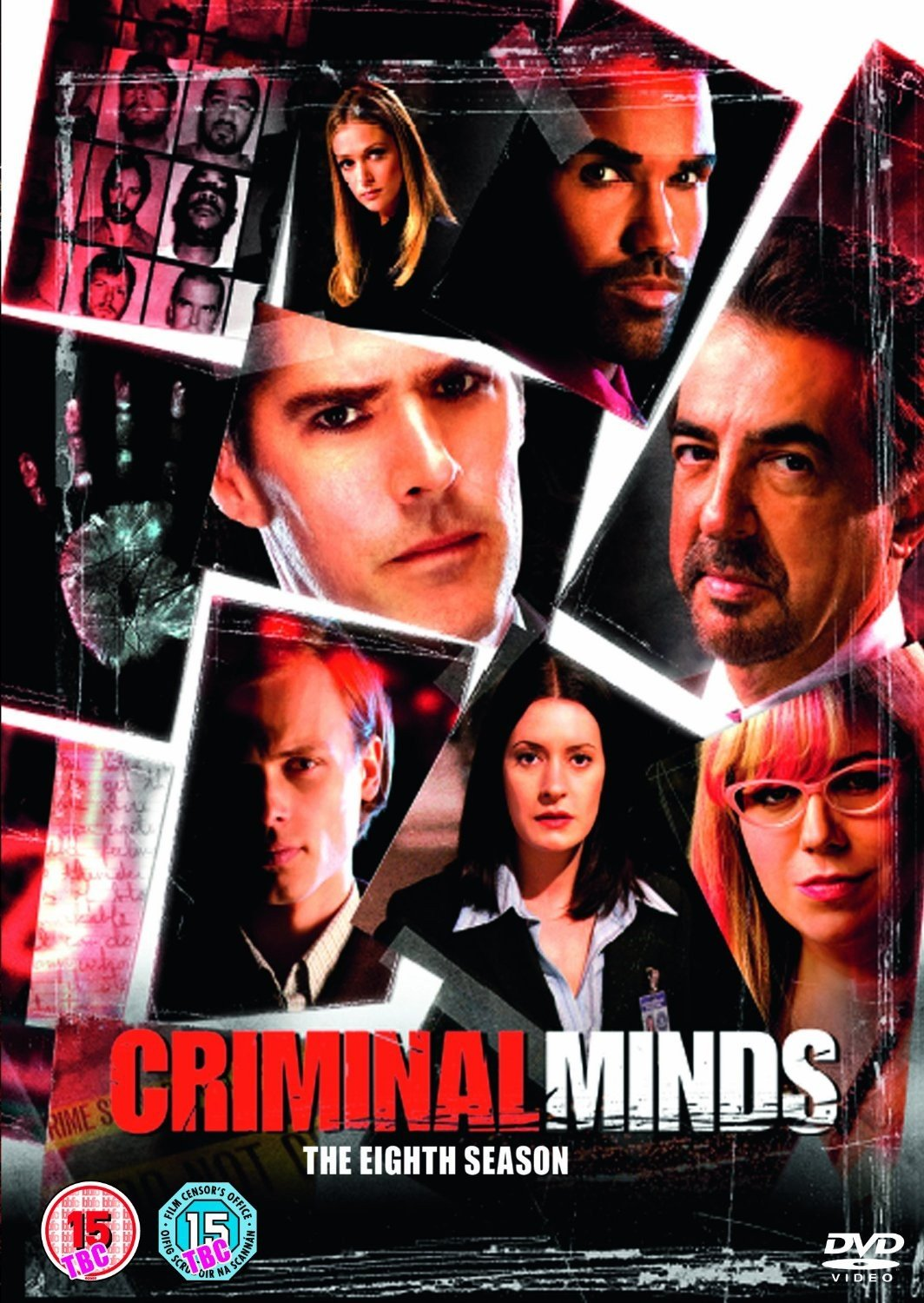 Criminal Minds (Season 8) 犯罪心理 第八季