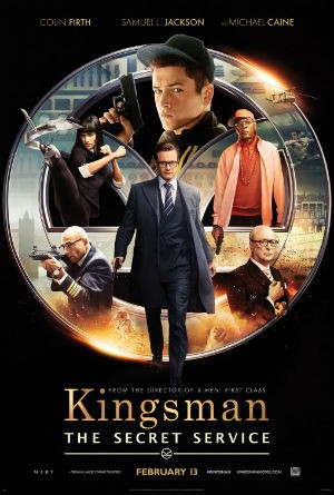 Kingsman: The Secret Service 王牌特工:特工学院