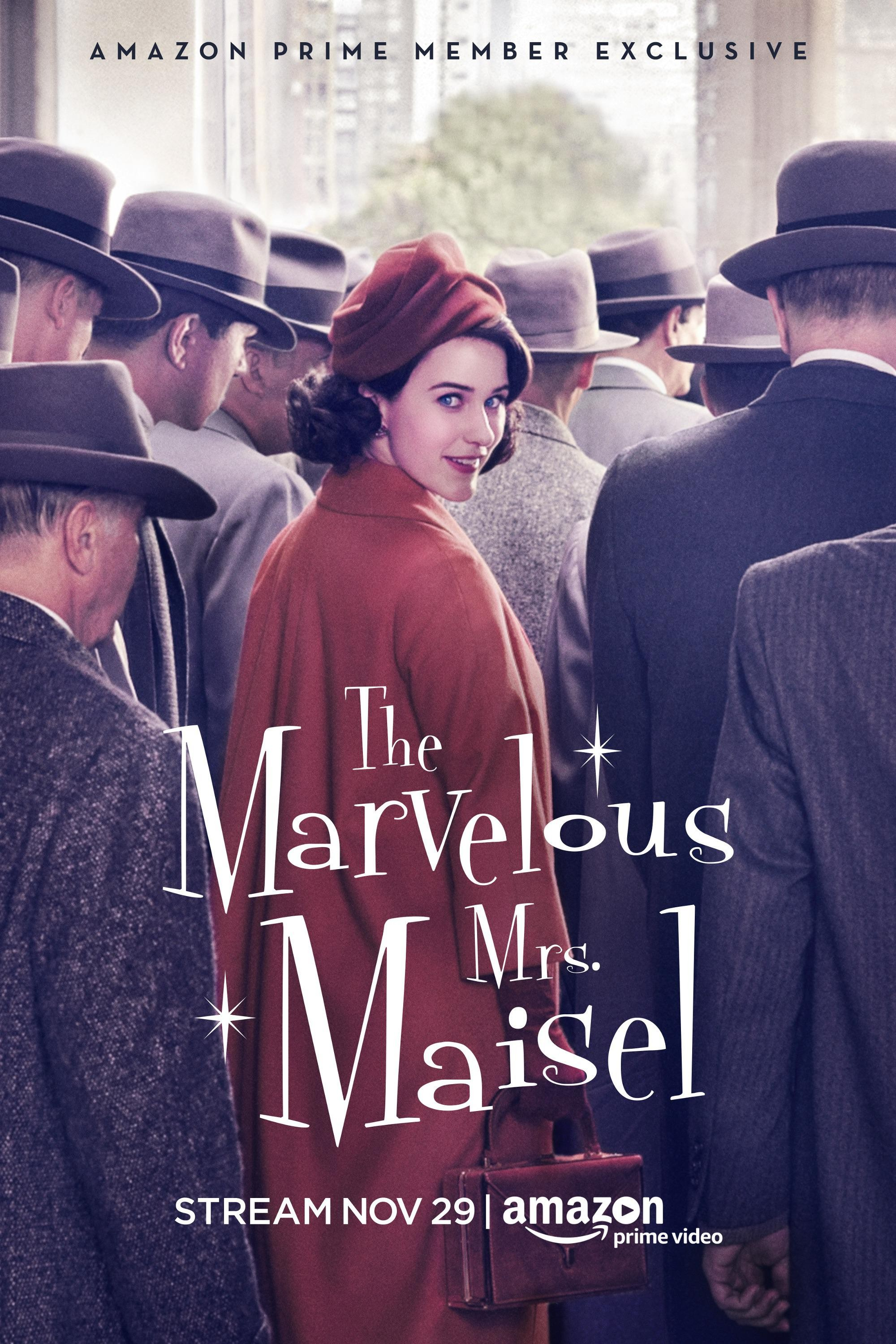 The Marvelous Mrs. Maisel 了不起的麦瑟尔女士