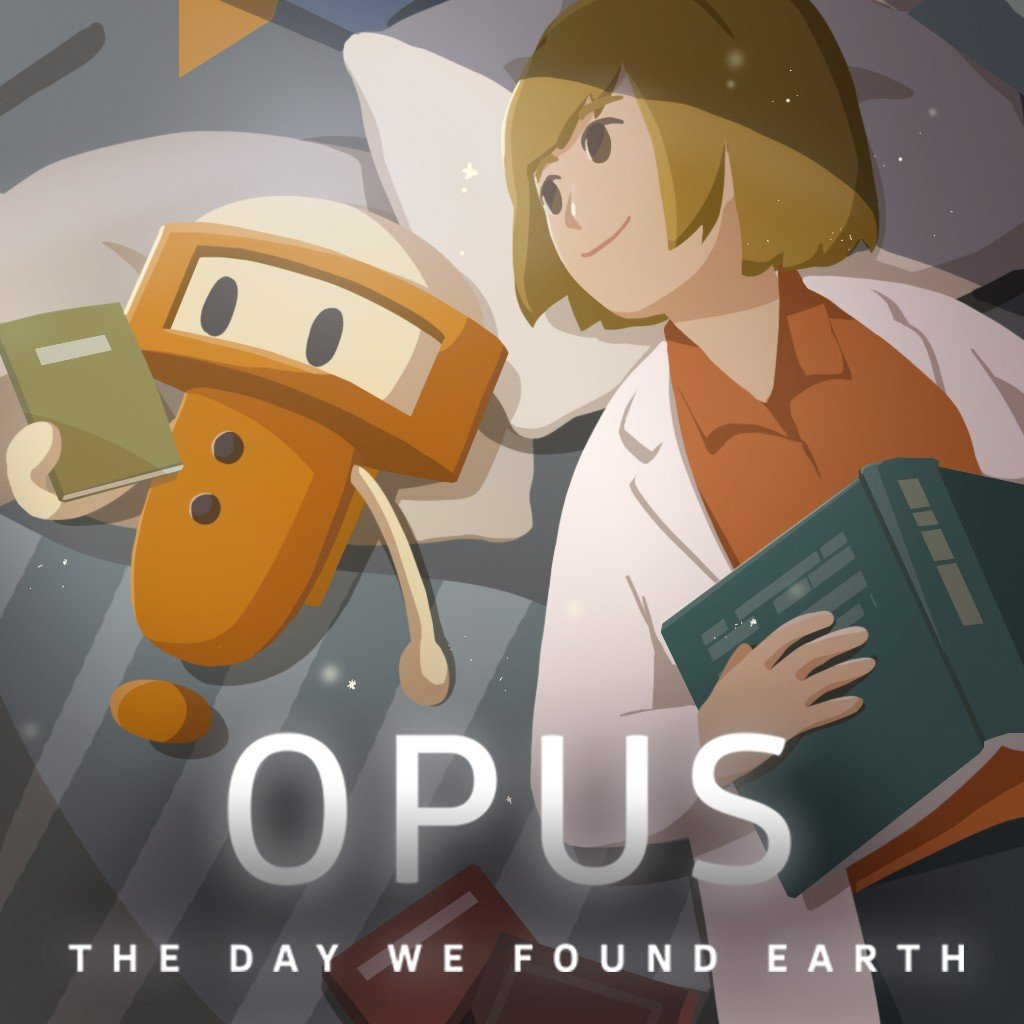 OPUS: The Day We Found Earth OPUS 地球计画