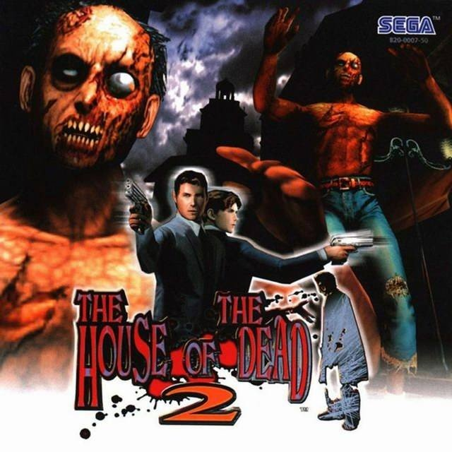 The House of the Dead 2 死亡之屋2