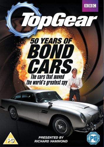 Top Gear - 50 Years of Bond Cars 最高档位:邦德特辑