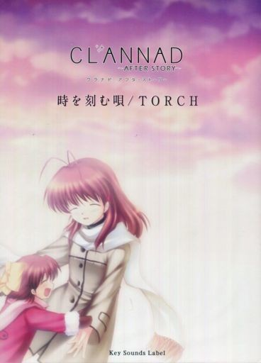 時を刻む唄/TORCH -Piano Arrange Disc-