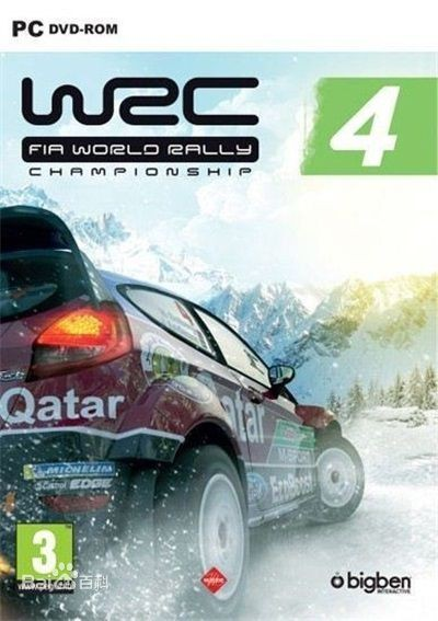 WRC 4 FIA World Rally Championship 世界汽车拉力锦标赛4