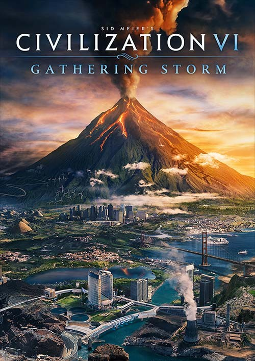Sid Meier's Civilization VI: Gathering Storm 文明6:风云变幻