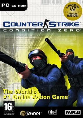 Counter-Strike: Condition Zero Deleted Scenes 反恐精英:零点行动 删除场景