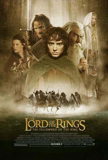 The Lord of the Rings: The Fellowship of the Ring 魔戒:护戒使者