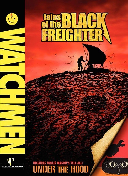 Watchmen: Tales of the Black Freighter 守望者: 黑船传奇