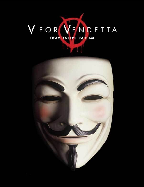 V For  Vendetta V字仇杀队