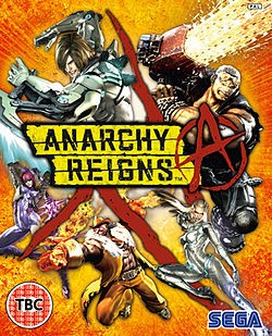 Anarchy Reigns 极度混乱