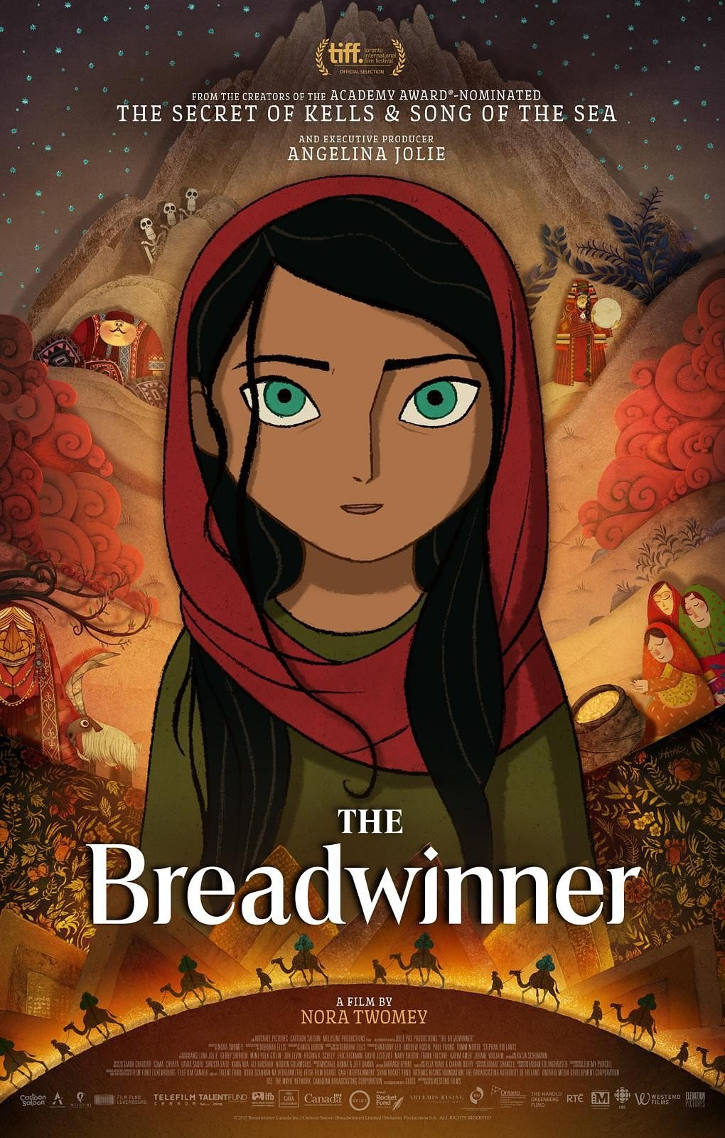 The Breadwinner 养家之人