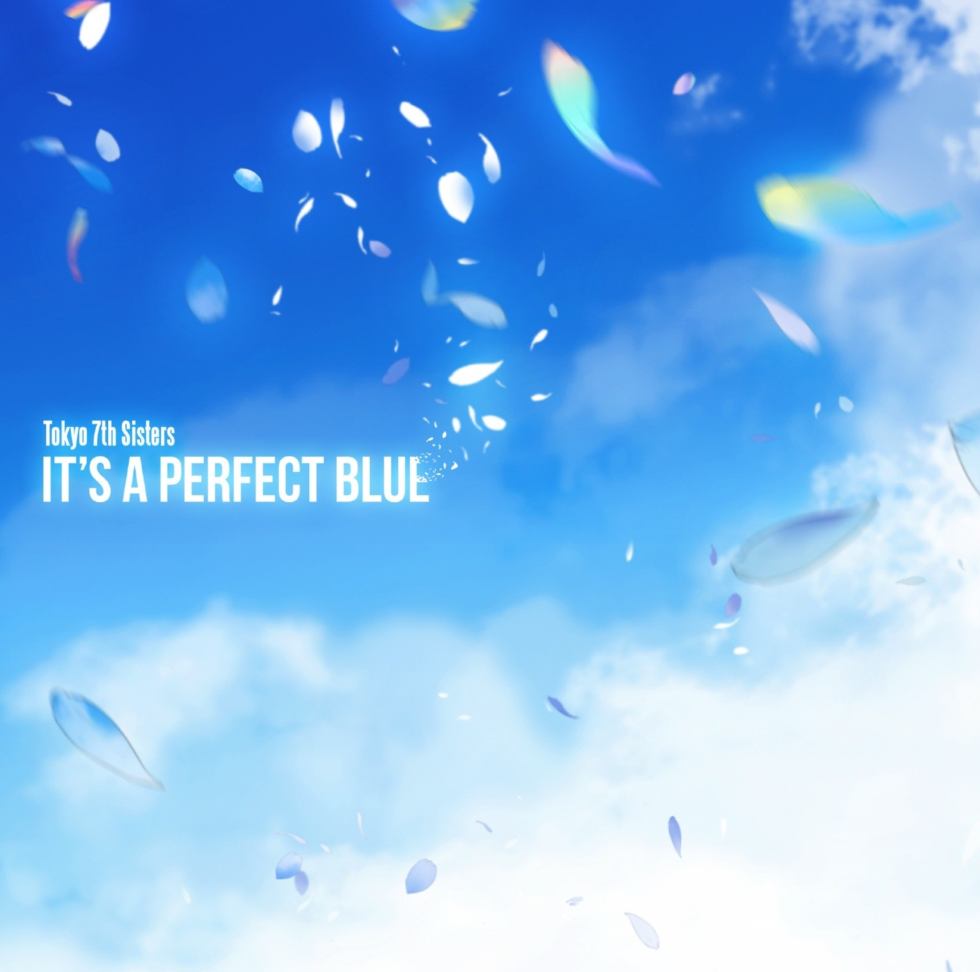 IT'S A PERFECT BLUE