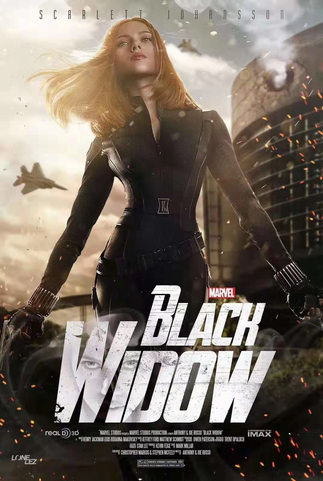 Black Widow 黑寡妇