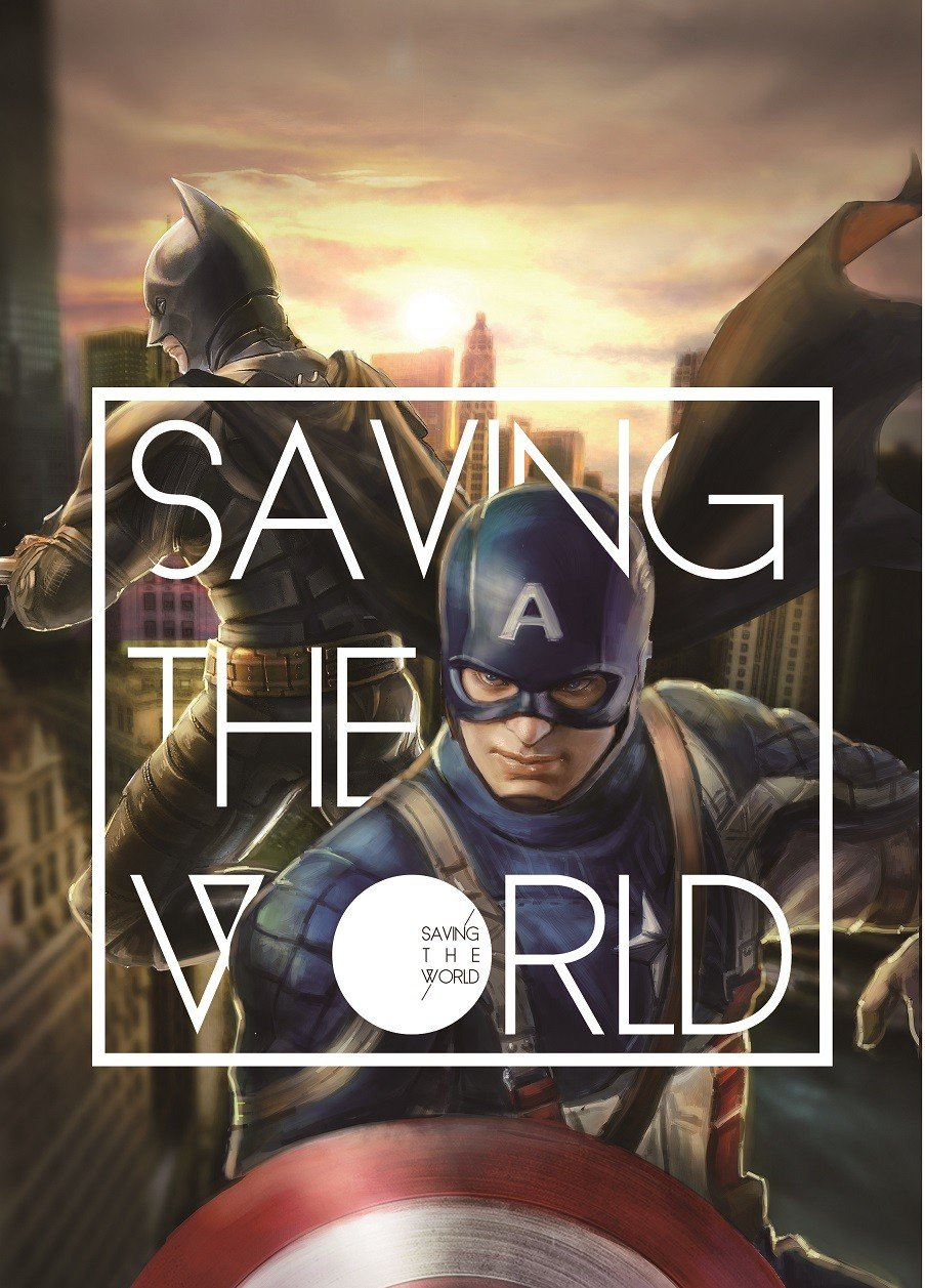 【DC&MARVEL】Saving the World