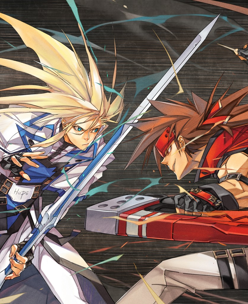 DIPOLAR【GUILTY GEAR Xrd -SIGN- Fanbook】