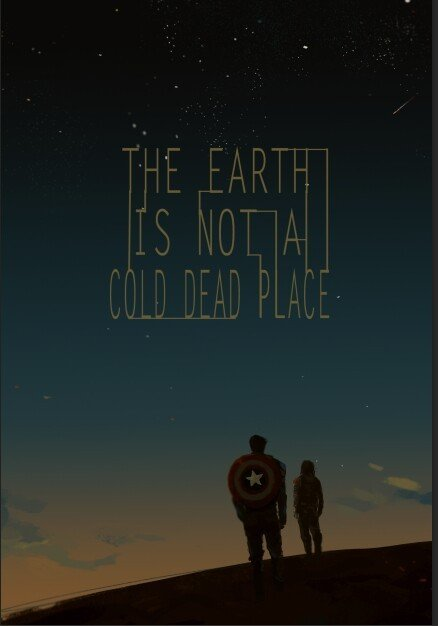 The Earth Is Not A Cold Dead Place