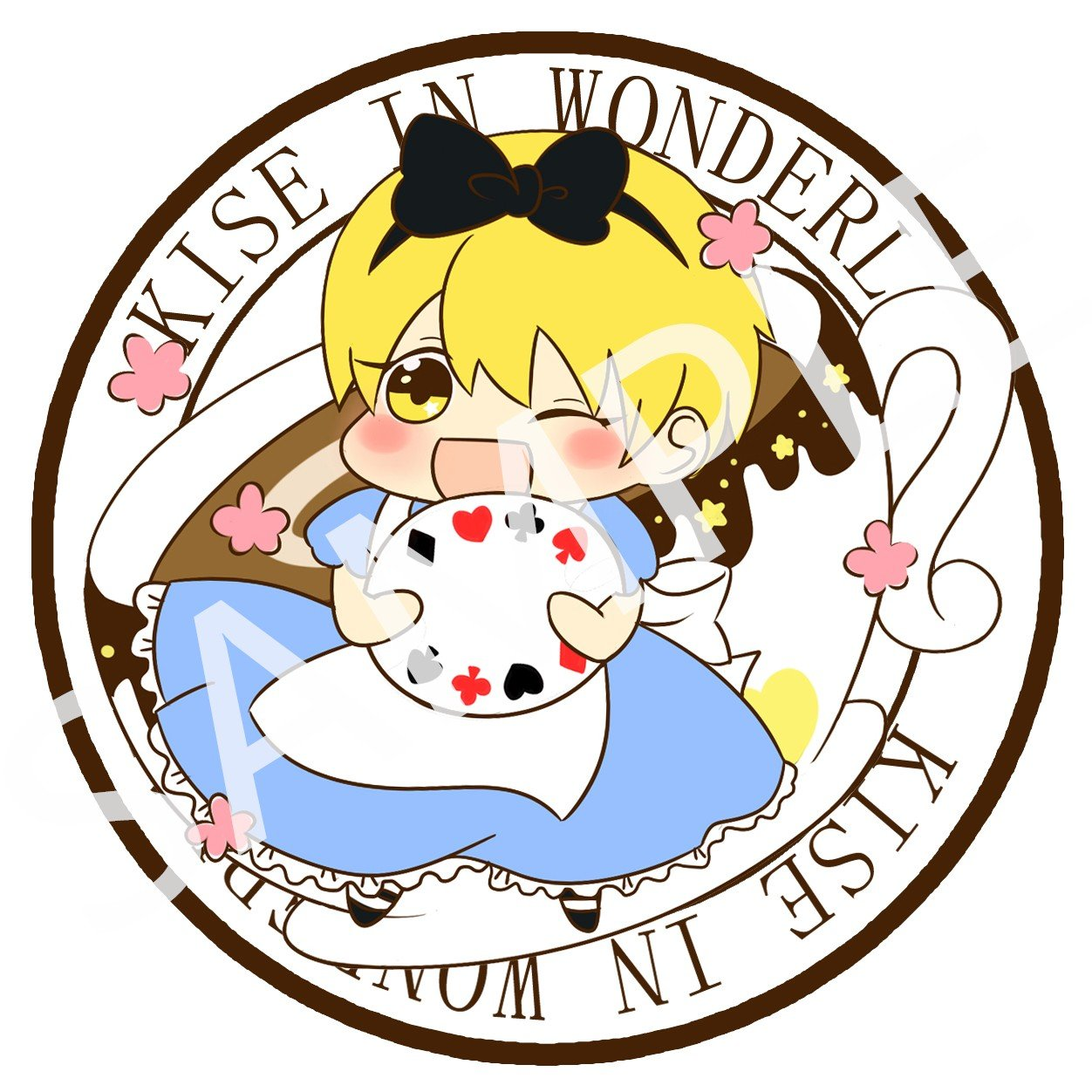 KISE IN WONDERLAND·爱丽丝系列