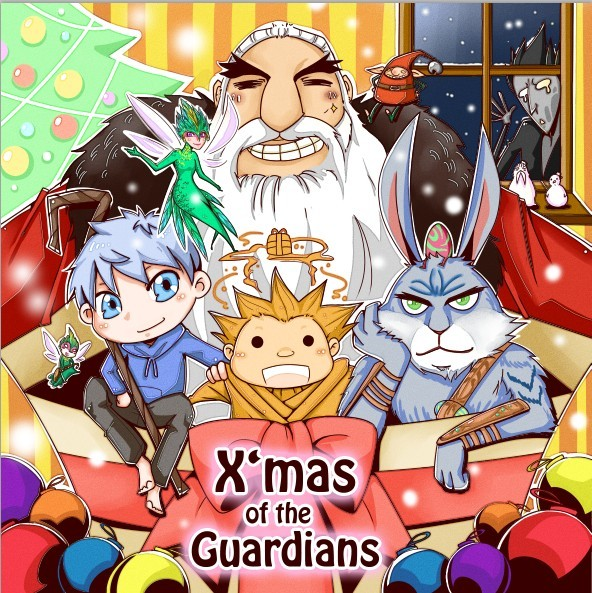 X'mas of the Guardians