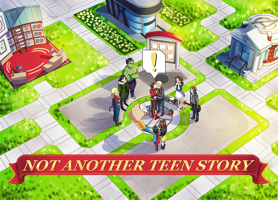 Not Another Teen Story