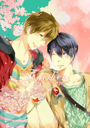 TOGETHER (MAKOHARU FANBOOK VOL.2)