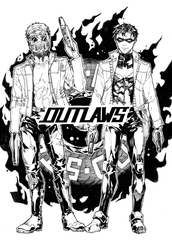 《OUTLAWS》