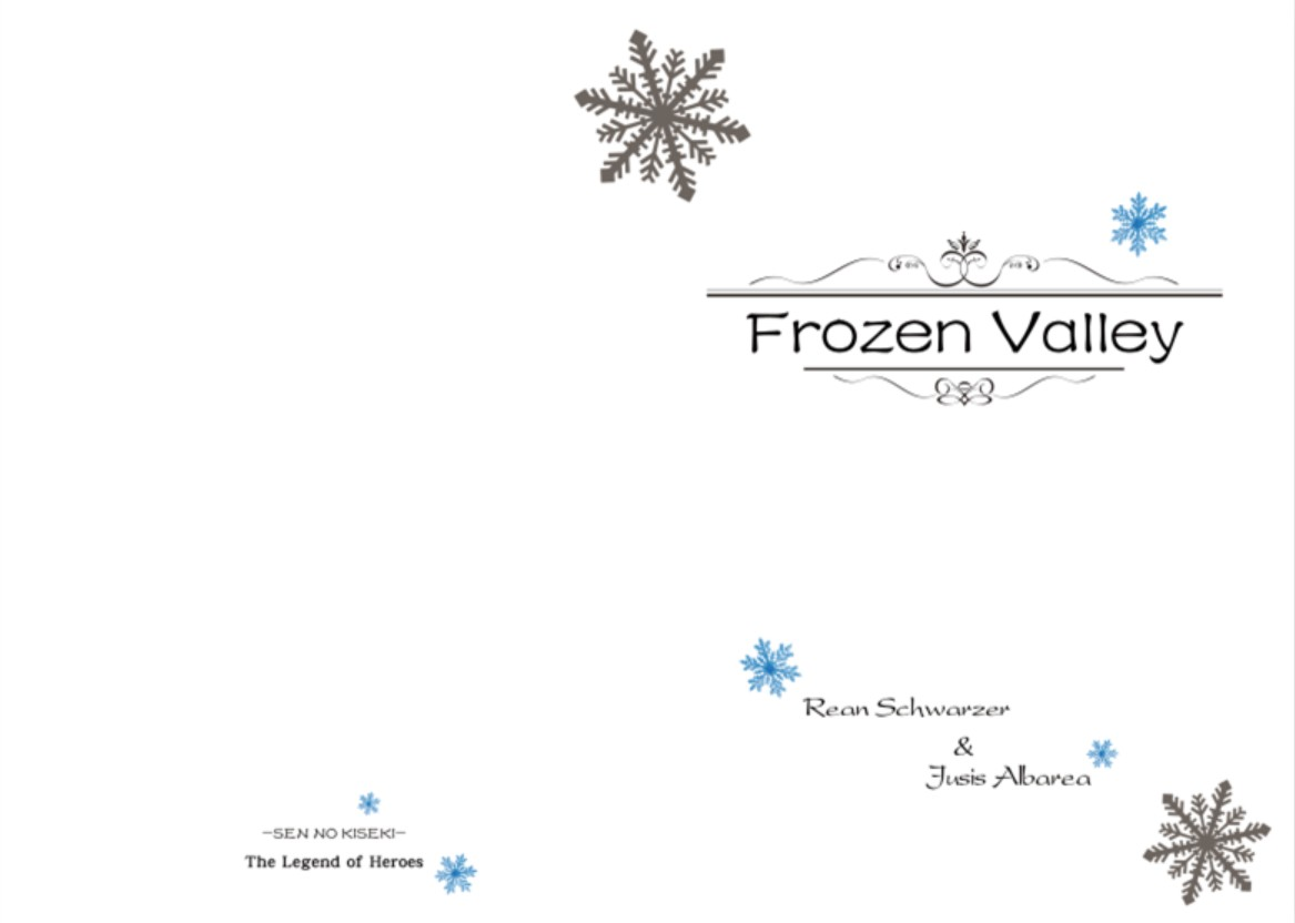 Frozen Valley