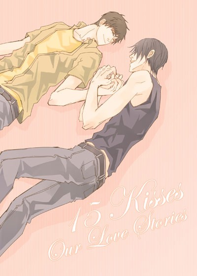 瓶邪突發本《15 Kisses Our Love Stories》