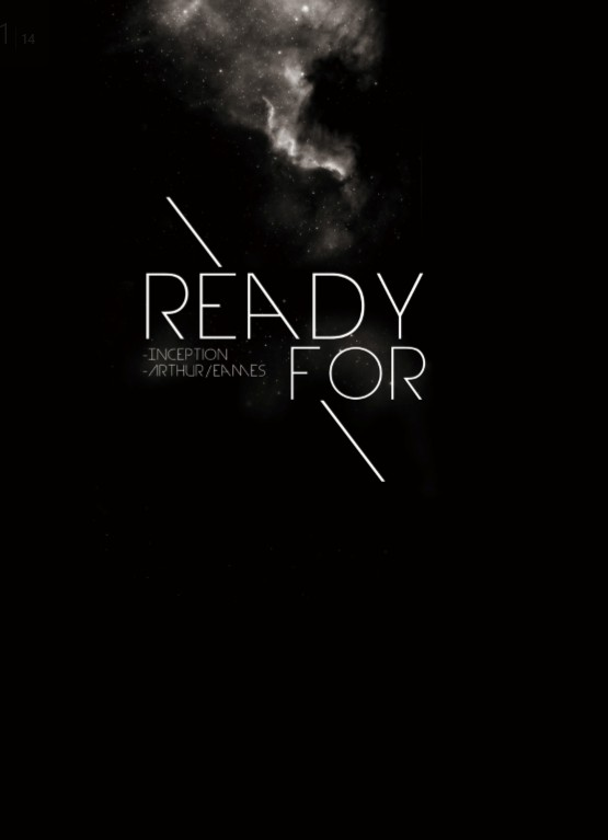 《ready for》