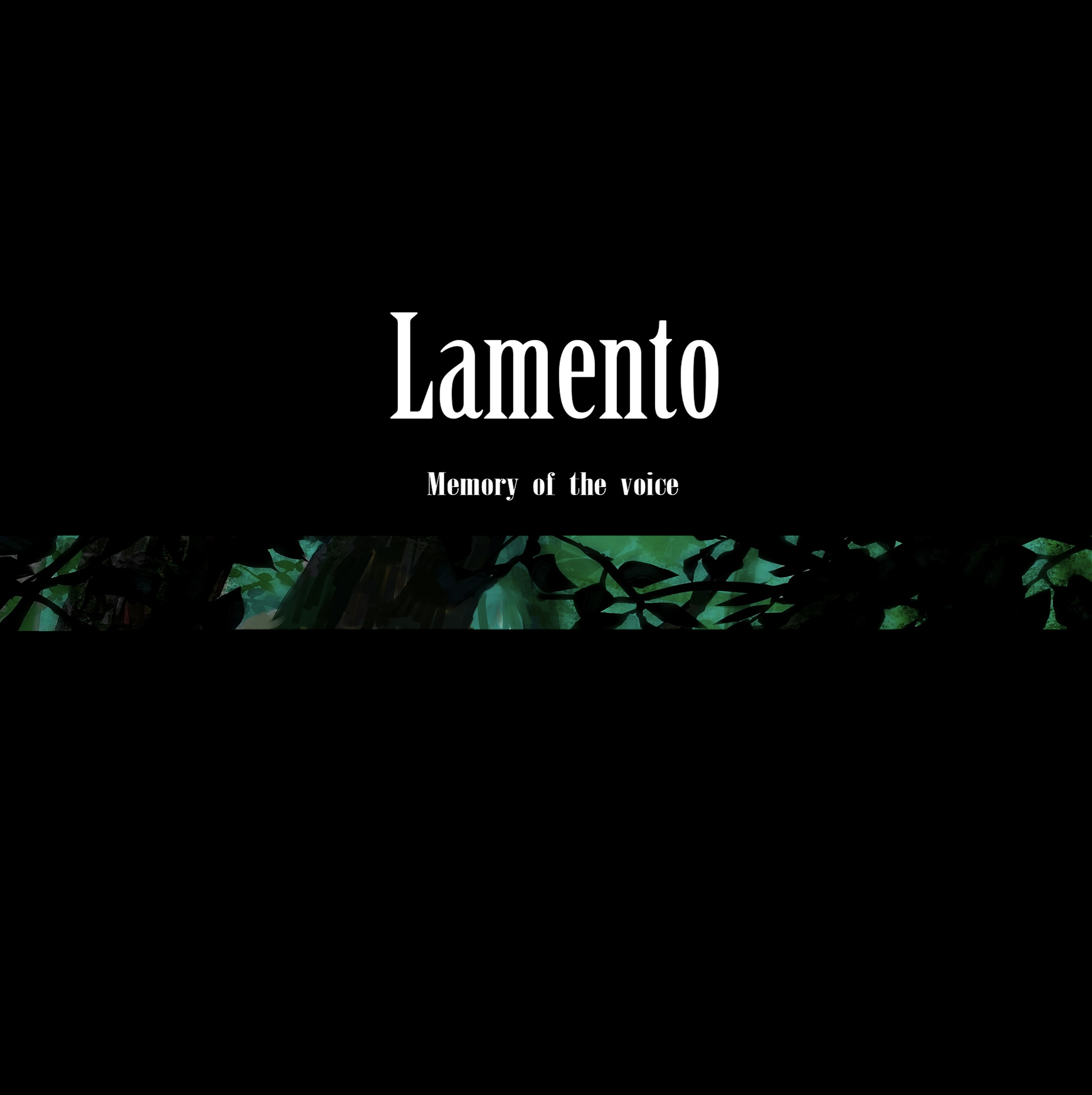 Lamento_ memory of the voice