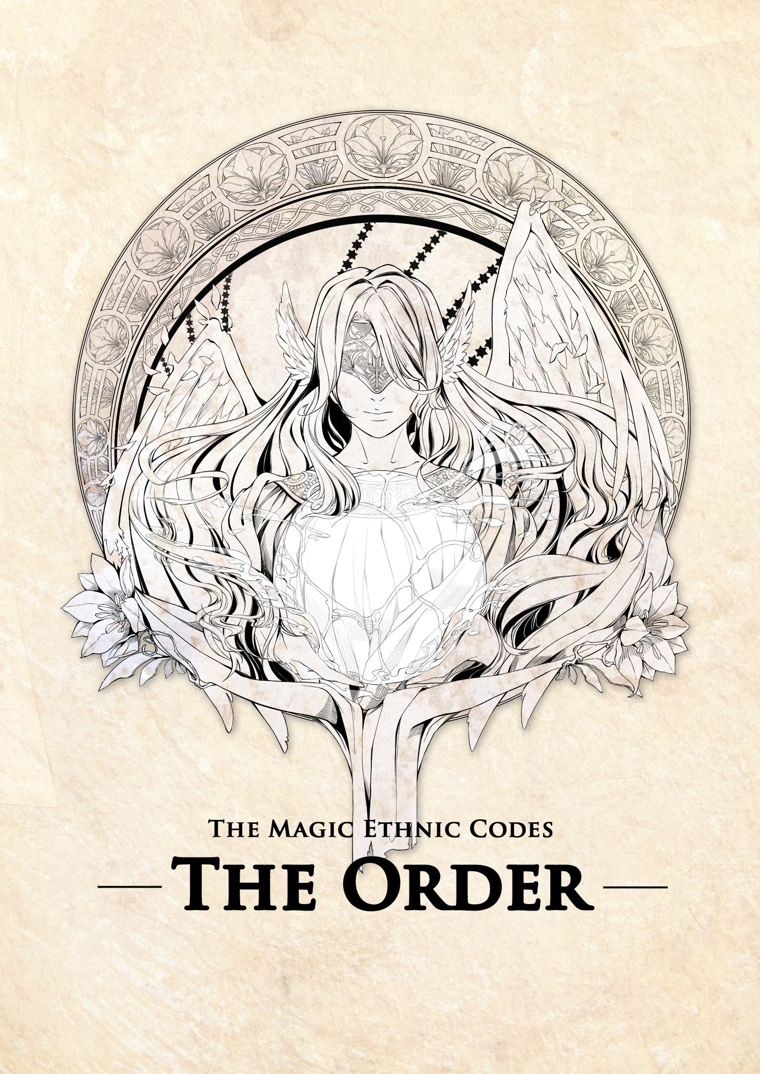 《魔幻种族事典·The Magic Ethnic Codes·The Order》