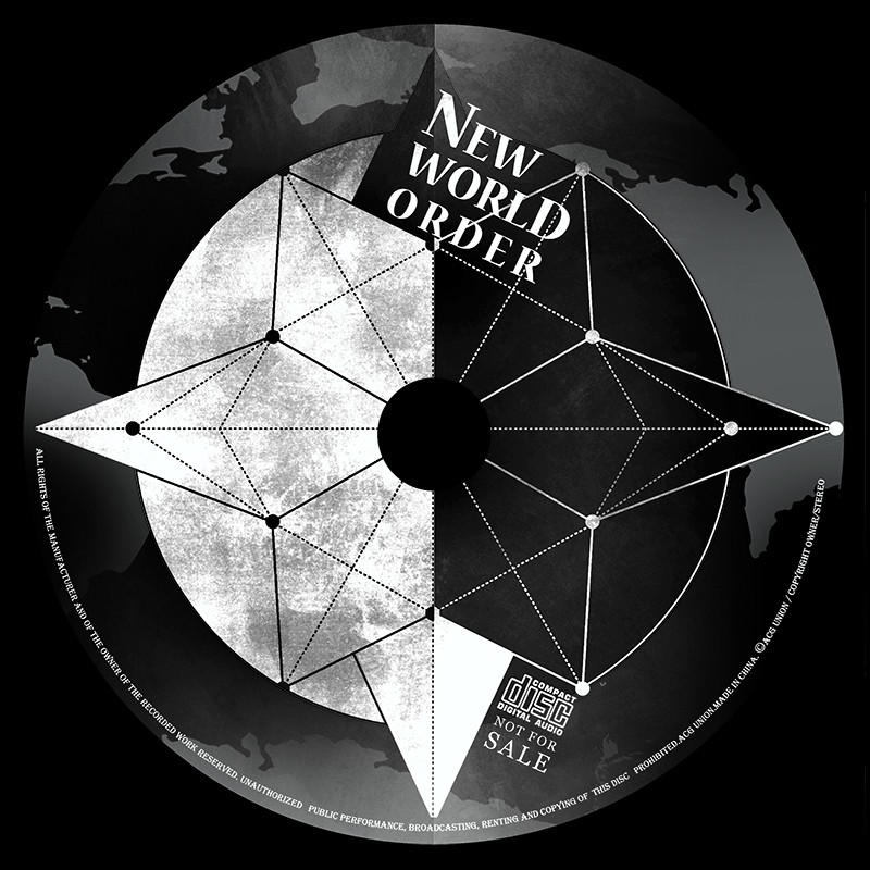 NEW WORLD ORDER——中日合辑