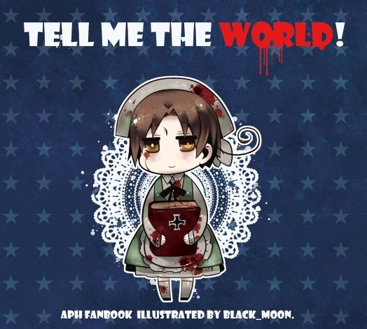 【TELL ME THE WORLD】