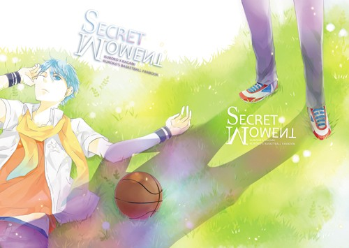 SECRET MOMENT | 黑子的篮球 fanbook vol.1