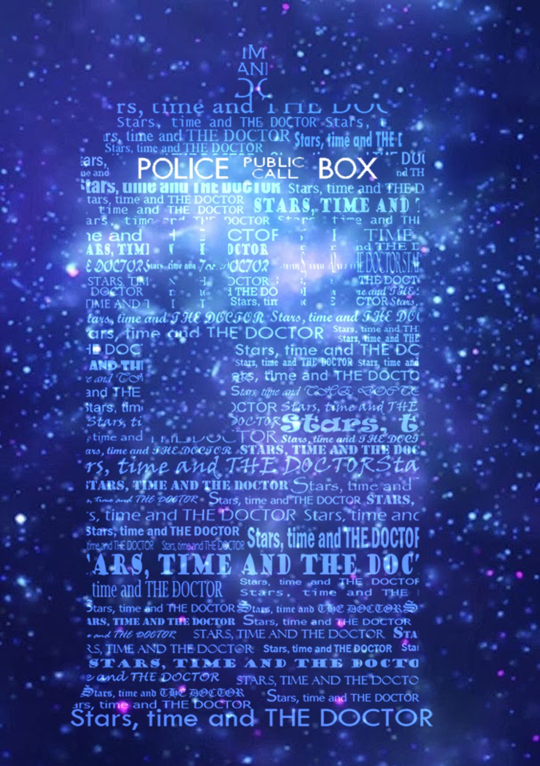 《Stars, time and THE DOCTOR》